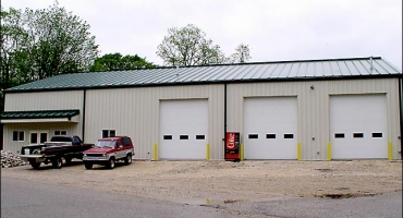 Greene County Fire Station