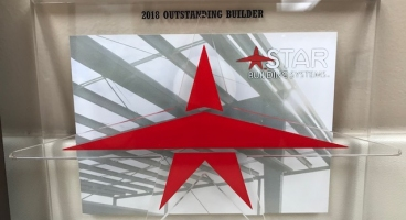 Building Associates Named STAR Building's 2018 Outstanding Builder