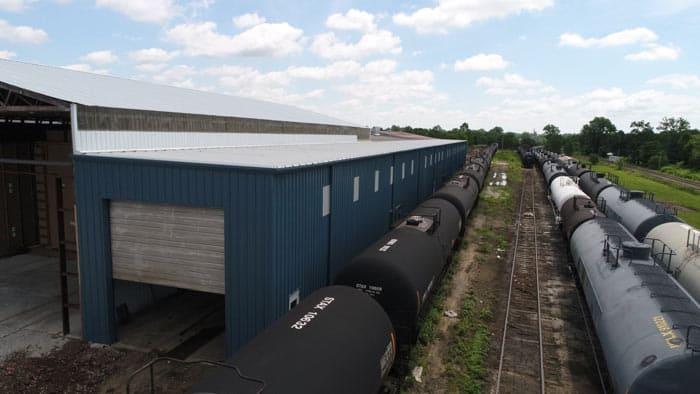 Eagle Rail Car Building Associates Inc