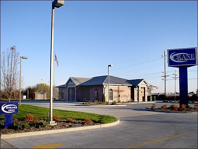 Crane Federal Credit Union Building Associates Inc